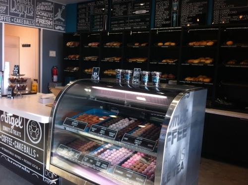angel's donut shop