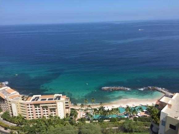 ocean view garza blanca