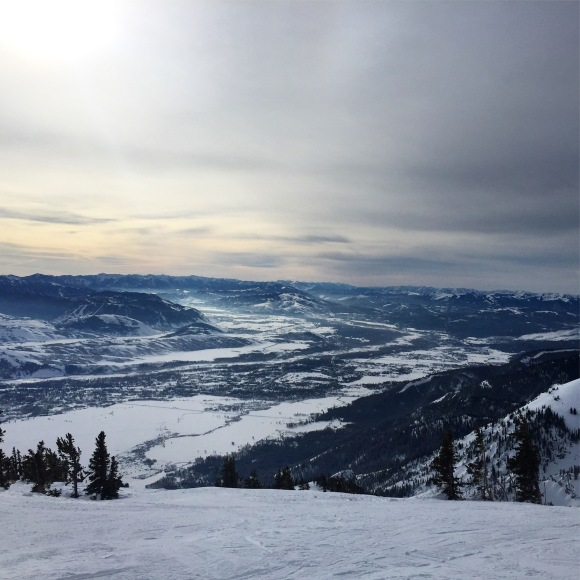 mountain view, skyline, snowboarding, boarding, Jackson Hole, Wyoming, beautiful, scenery