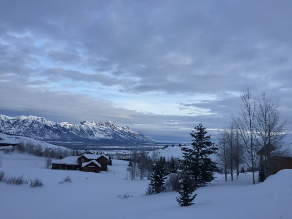 hot tub, skyline, view, winter wonderland, cottage, winterland, winter, beautiful, scenic, scenery