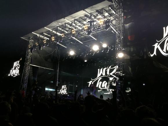 Wiz Khalifa, Wiz, Euphoria, Euphoria 2017, music festival
